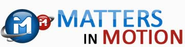 Matters in Motion logo
